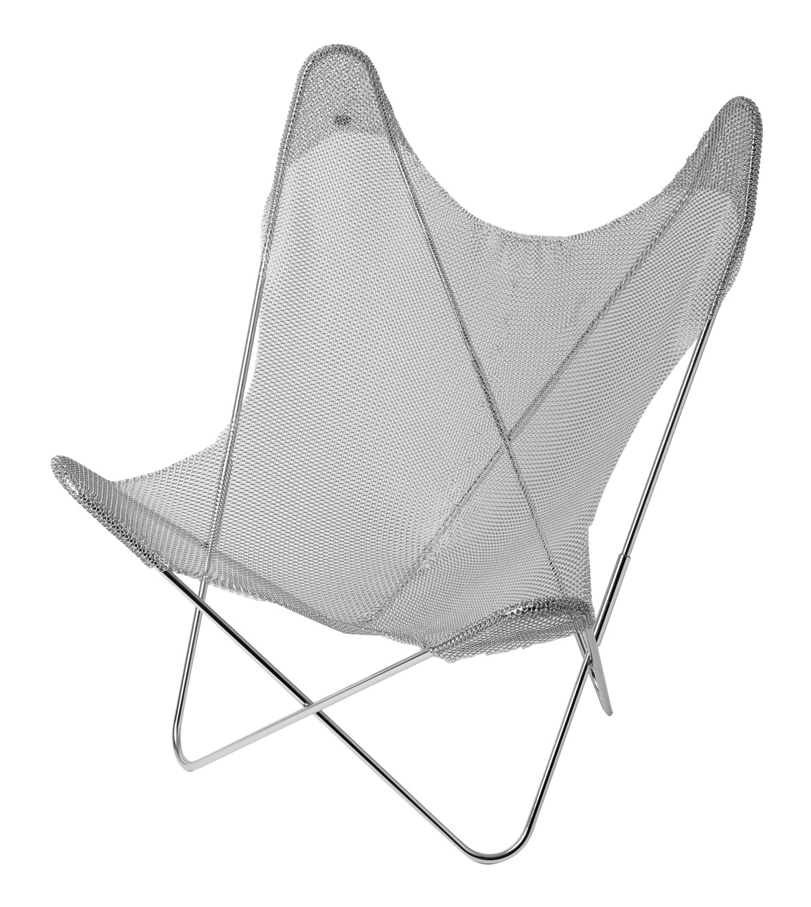 airborne butterfly chair spandex folding covers aa by le labo metallkettengewebe