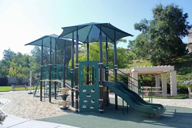 Scripps Highland HOA playground equipment