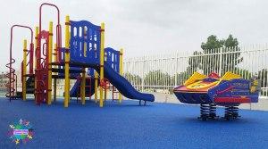 Santa Ana USD Playground