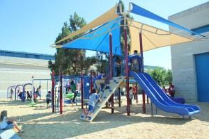 Boys and Girls Club Playground