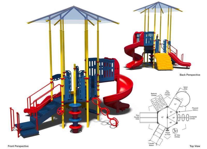 Moreno Valley Playground Equipment
