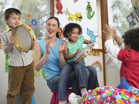 Music classes for kids