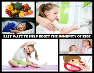 Healthy Habits For children to Boost their Immunity