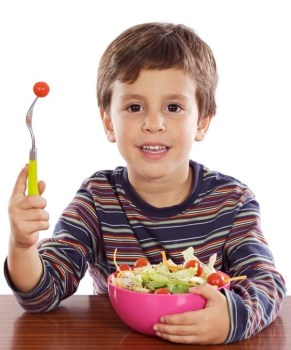 Handle Picky Eaters at Home