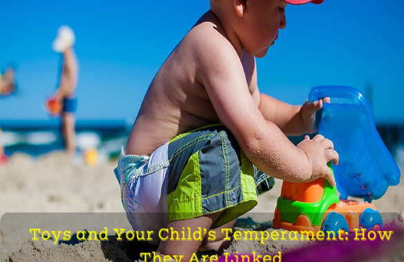 Toys and Your Child's Temperament- How They Are Linked1