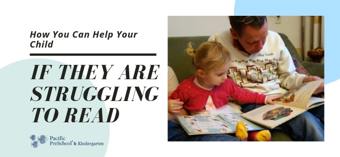 How to help your child if they are struggling to read