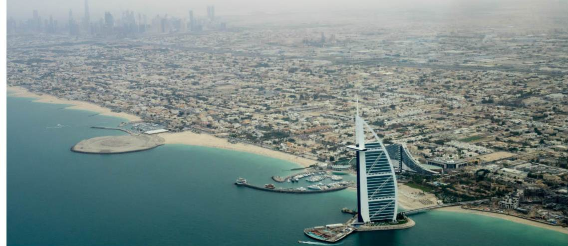 Travel advice for the UAE and the Middle East tension