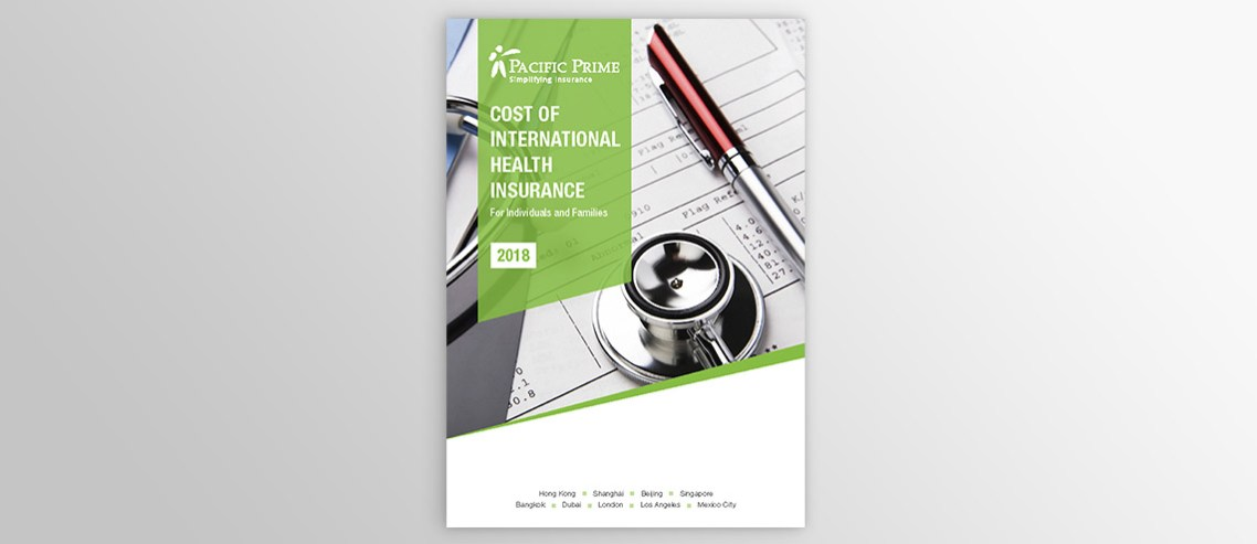 cost of health insurance report release