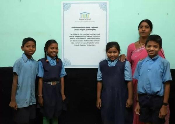Government Primary School Tumidilewa Literacy Program
