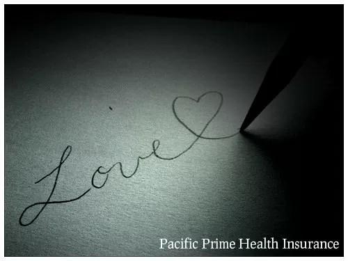 Pacific Prime Love Benefits