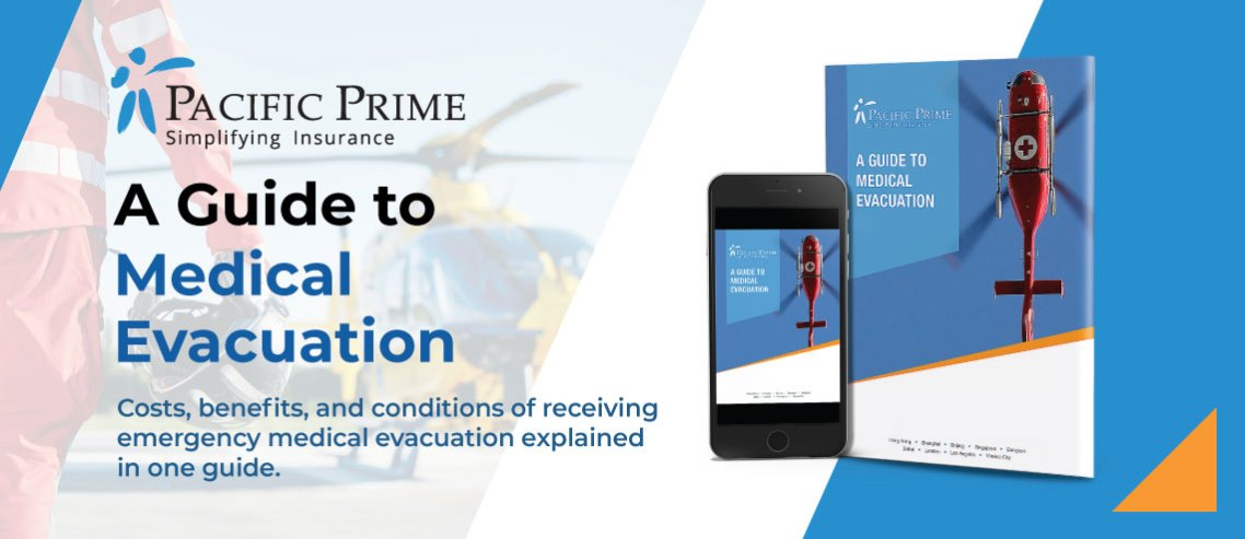 Introducing our first ever Medical Evacuation Guide!