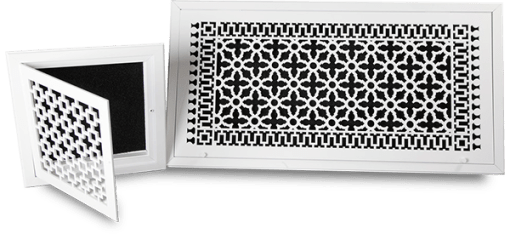 filter grilles pacific register