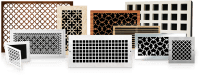Pacific Register Company - Vent Covers, Grilles & Registers