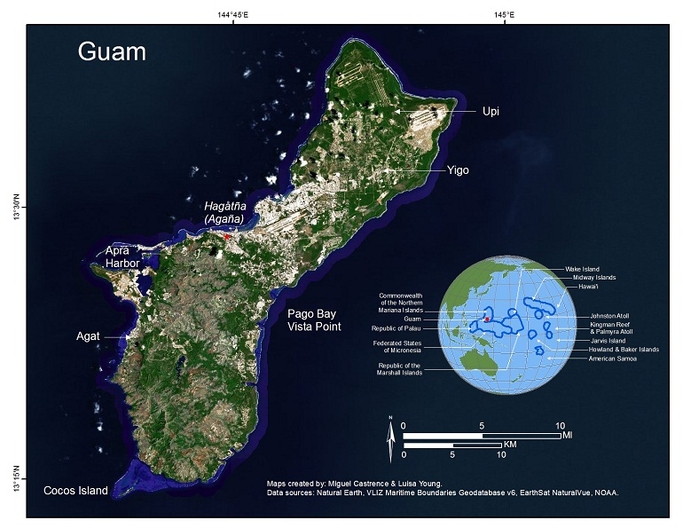 Territory of guam pacific risa managing climate risk in the pacific territory of guam gumiabroncs Images