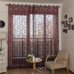 Kitchen Swag Curtains Lowes Cabinet Sale Sheer Window Treatments - Dolce Mela Dmc472