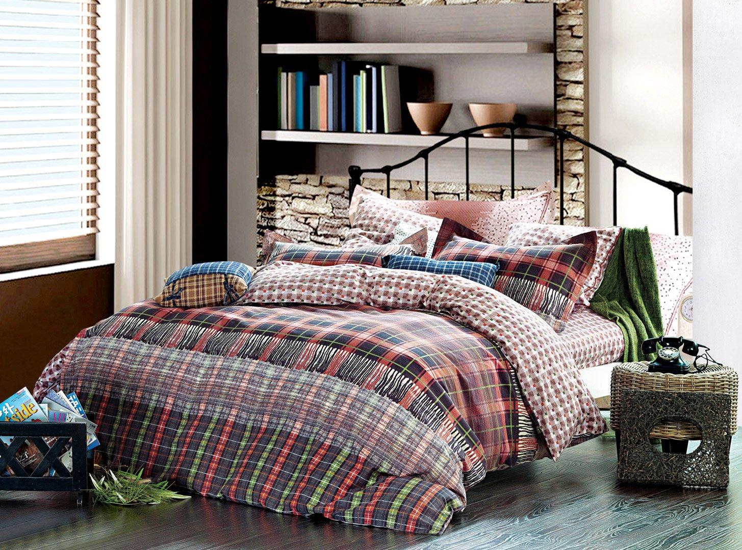 title | Luxury Masculine Bedding