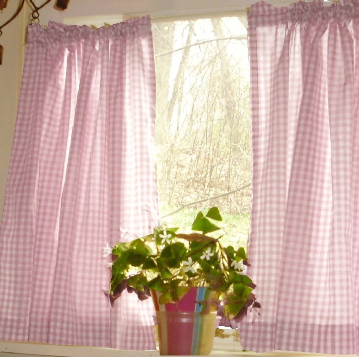 Pink And Blue Kitchen Curtains Best Kitchen 2017