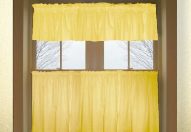 Curtain Valances For Kitchens