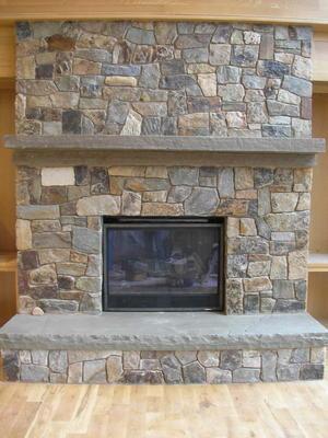 Montana Rustic Veneer Canyon Creek Thin Stone Veneers