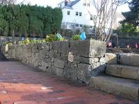 Black Basalt Wall Rock Building Stone