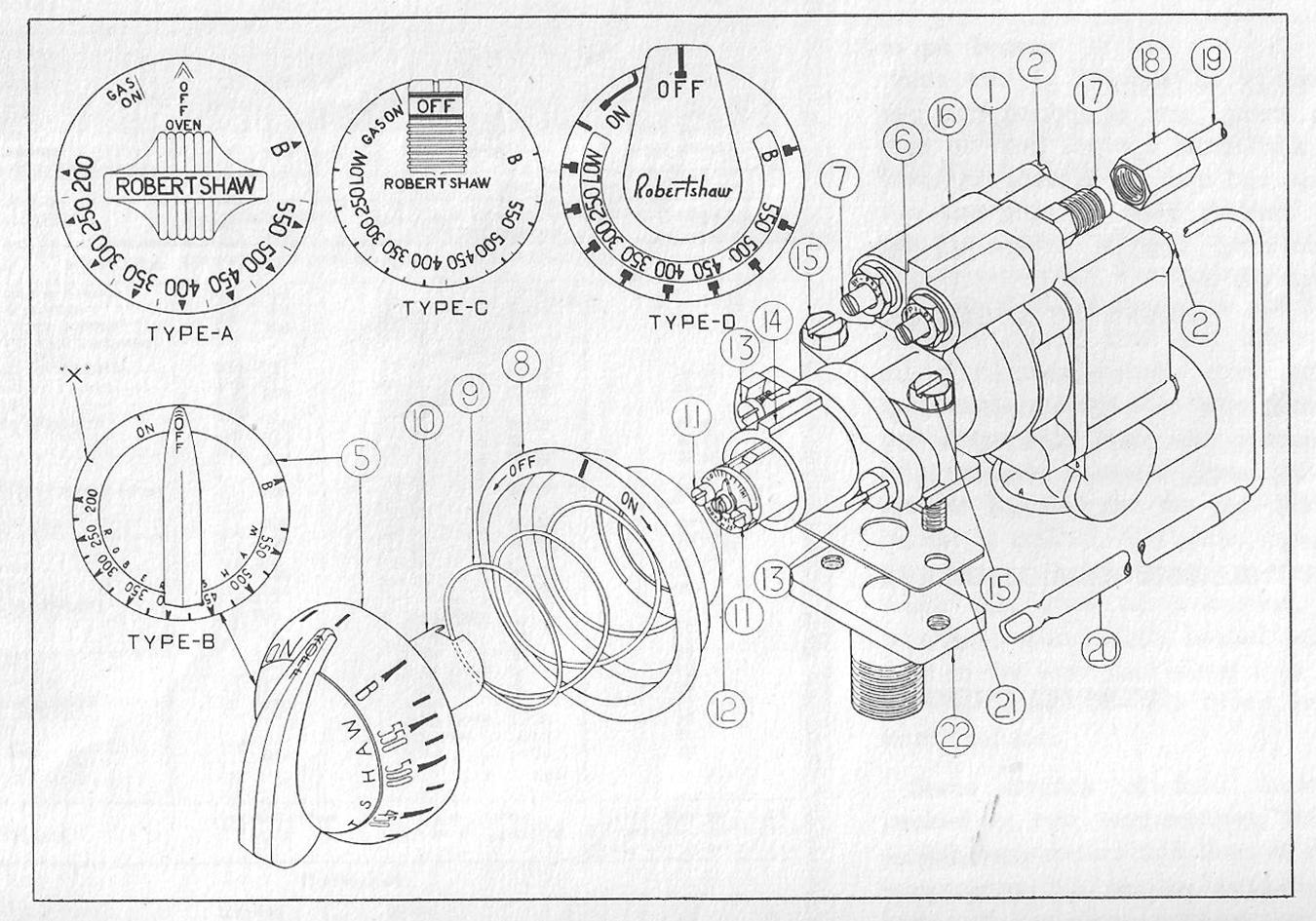 Robert S Oven Wiring Diagram Oven Controller Diagram
