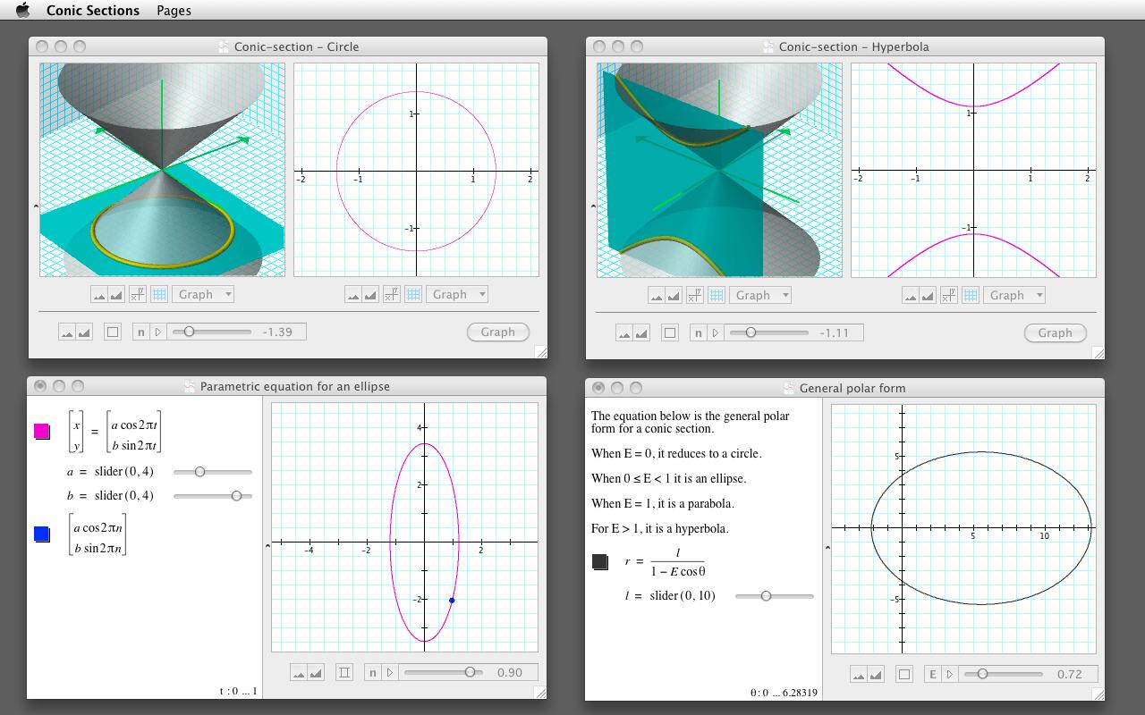 Equation Of Ellipse Polar Form