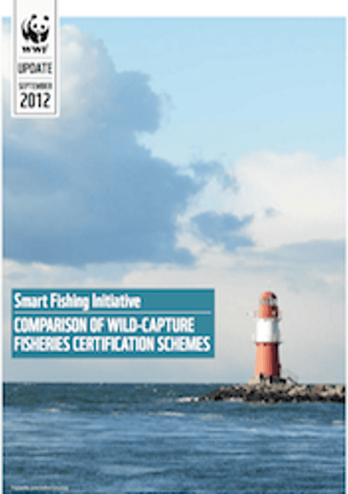 Smart Fishing Initiative: Comparison of Wild-Capture Fisheries Certification Schemes