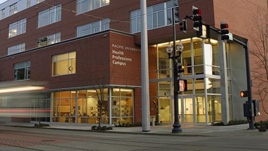 Pacific University Campuses  Locations  Pacific University