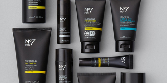 NO7 MENS RANGE Daily Package Design InspirationDaily