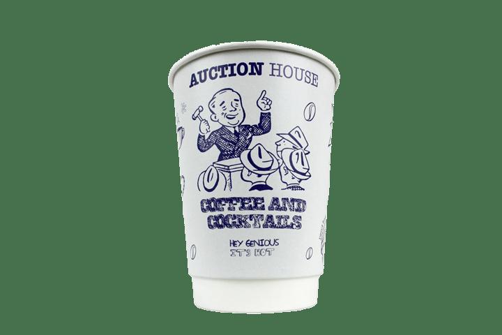 bespoke custom printed cups any size