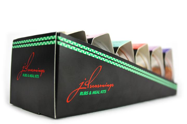 Bespoke Custom Printed Display Presentation Box