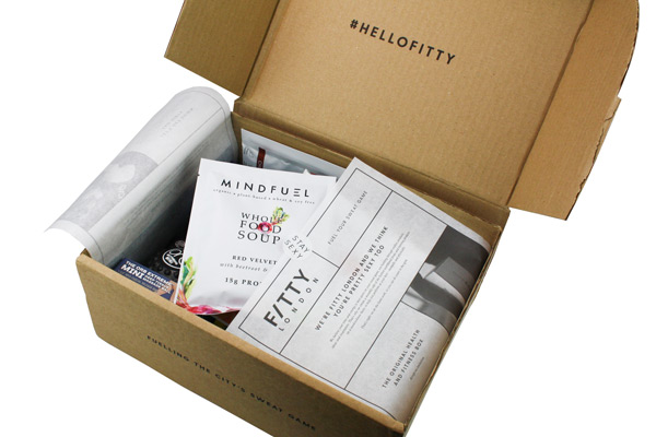 Bespoke Printed Subscription Boxes Packaging