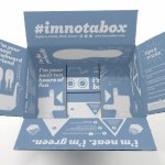out of the box shoe box design