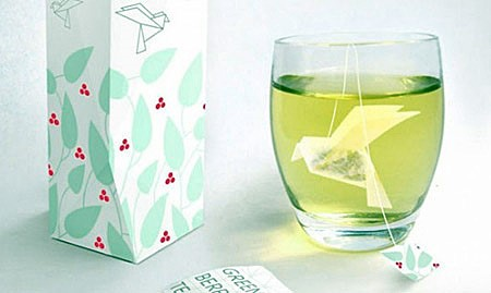 creative tea packaging design