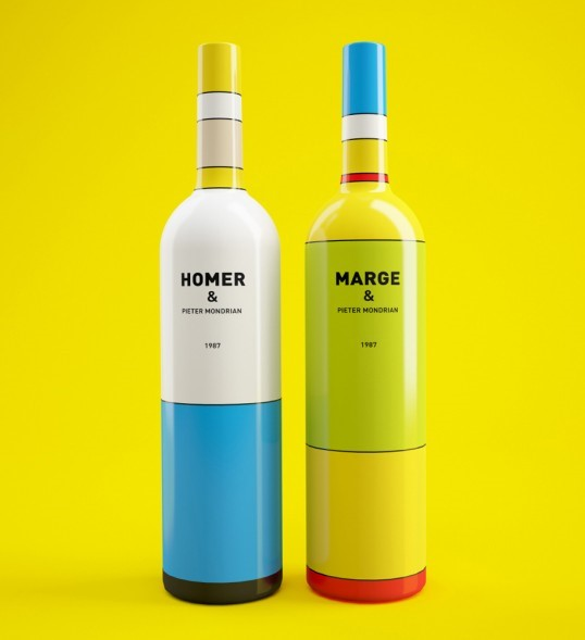 creative beverage packaging design
