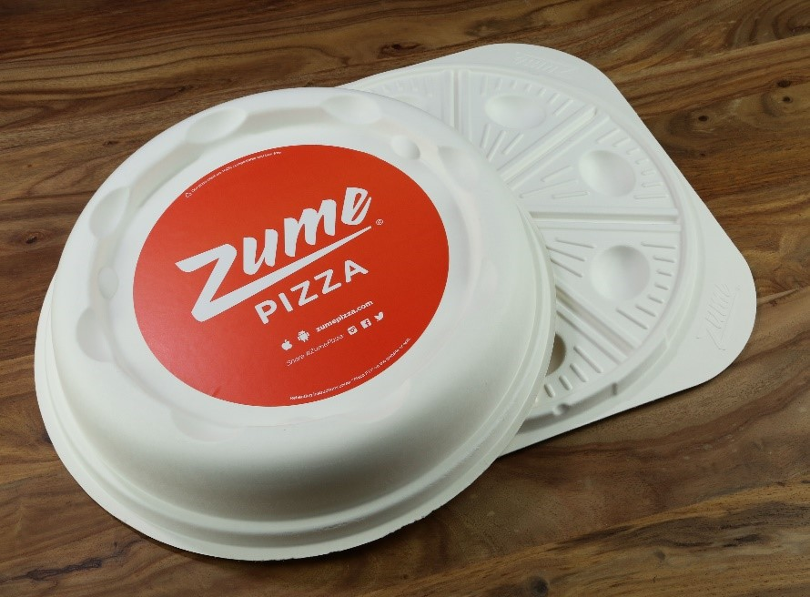 zume pizza DuPont innovative packaging design awards 2017