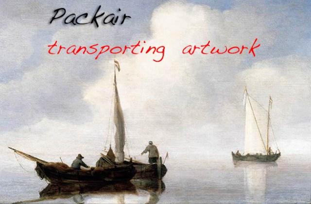 Shipping Artwork fine art