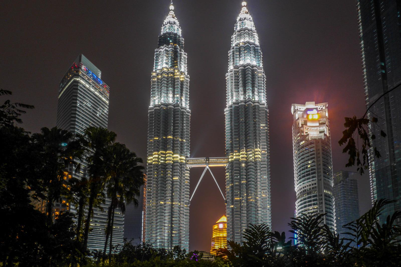 Stock: Petronas Towers- Nick Stuckey-Beeri