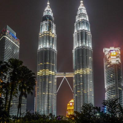 Stock: Petronas Towers- Nick Stuckey-Beeri