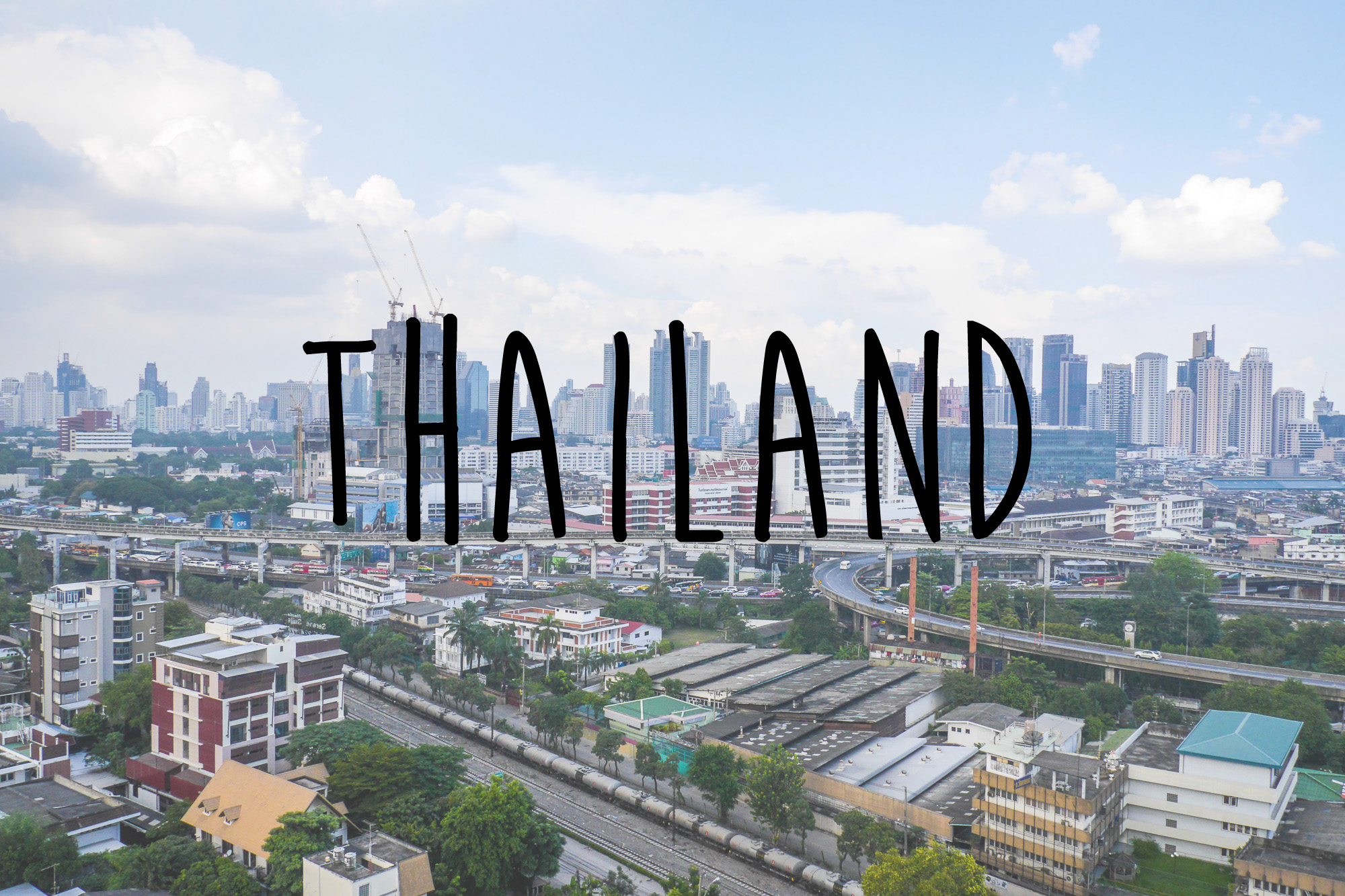 Trip around Thailand {VIDEO}