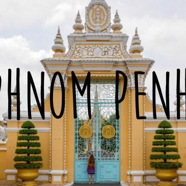Phnom Penh and Sihanoukville