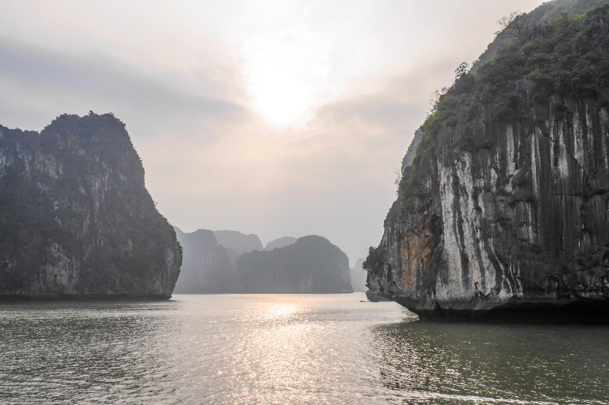 Stock: Ha Long Bay- Nick Stuckey-Beeri