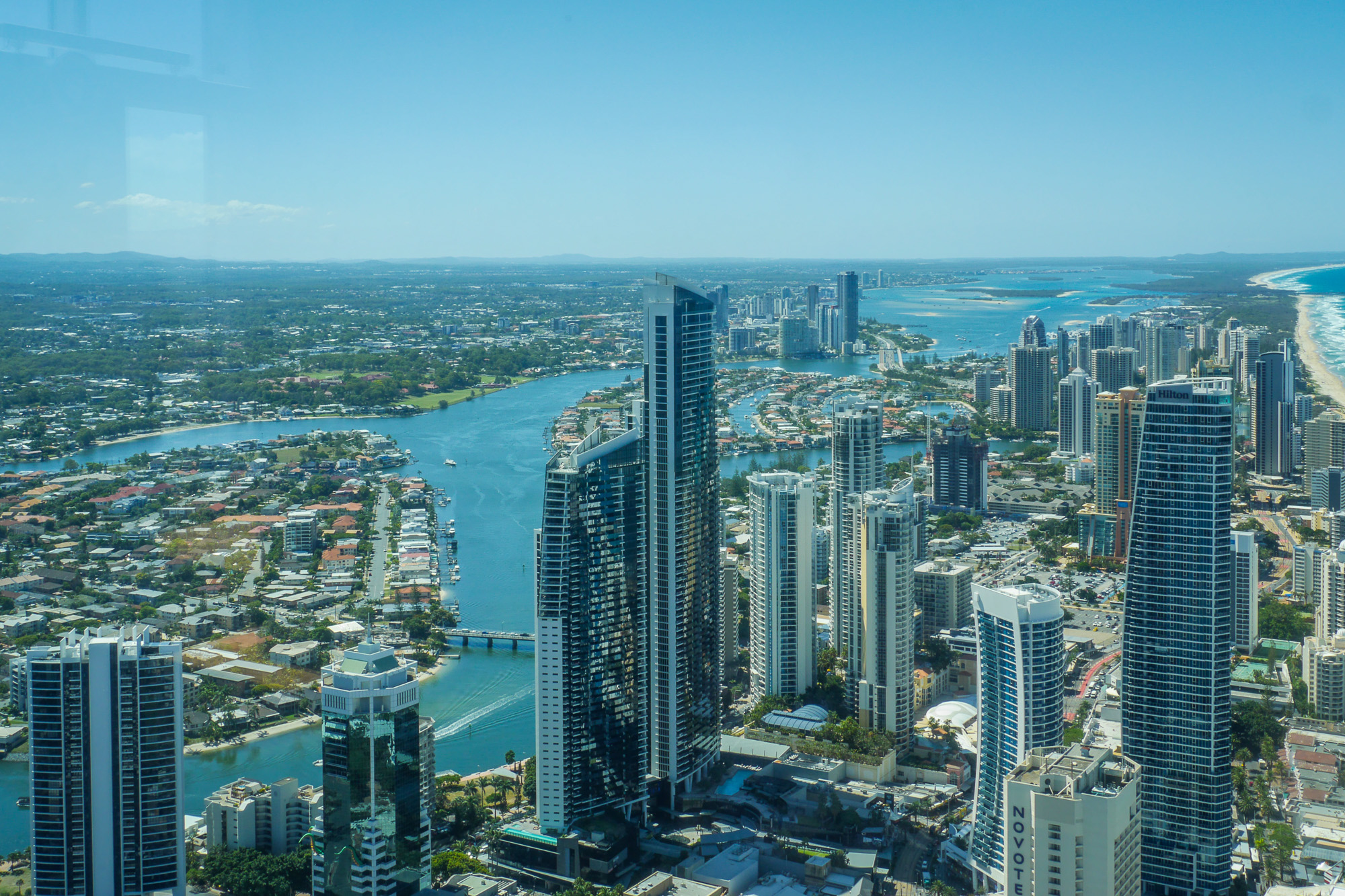 Skypoint Observation Deck, Gold Coast