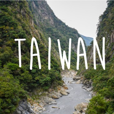 A trip to the Heart of Asia, Taiwan