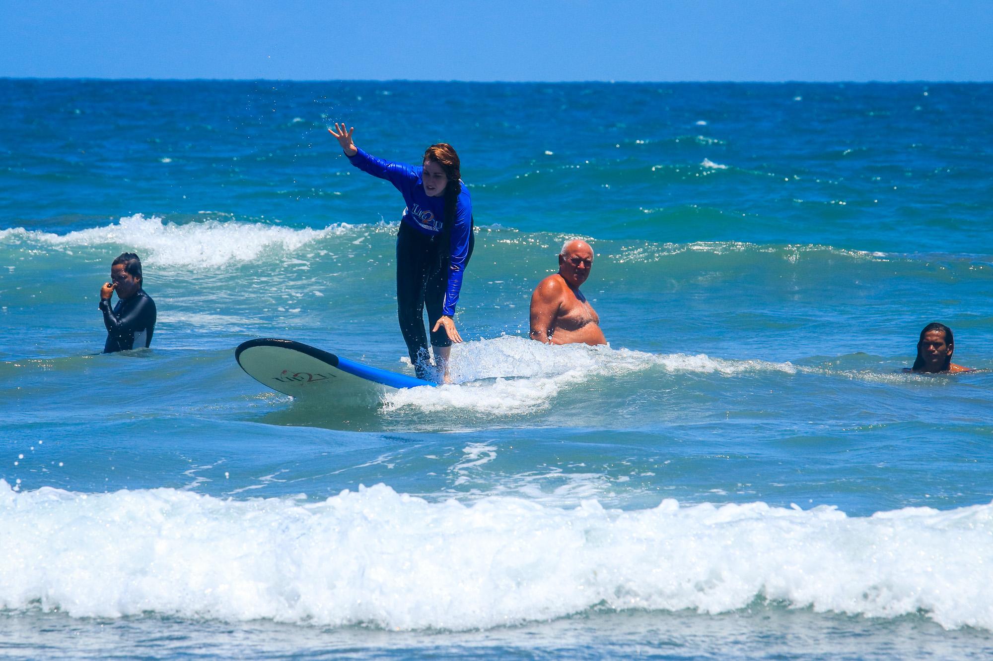 Kuta Surfing