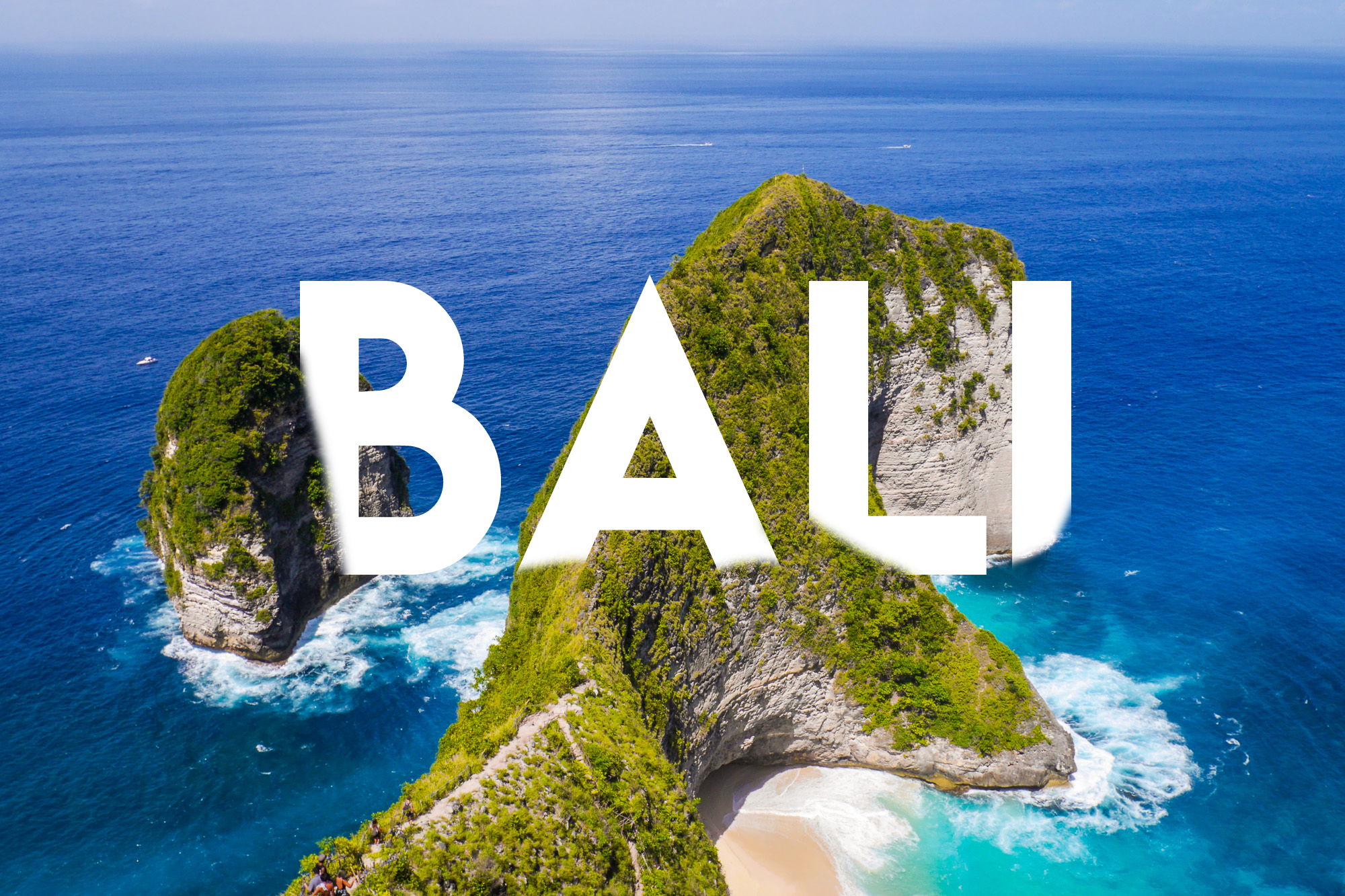 Bali the Island Paradise- From Kuta to Nusa Penida