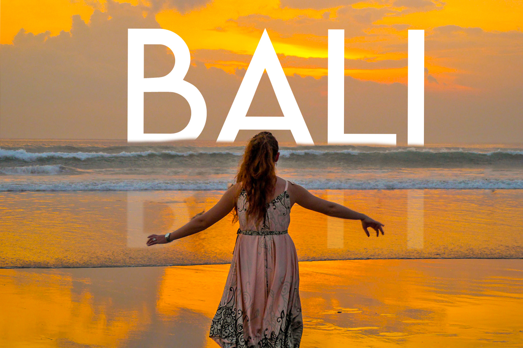 Exploring Bali From Beaches to Cliffs {Video}
