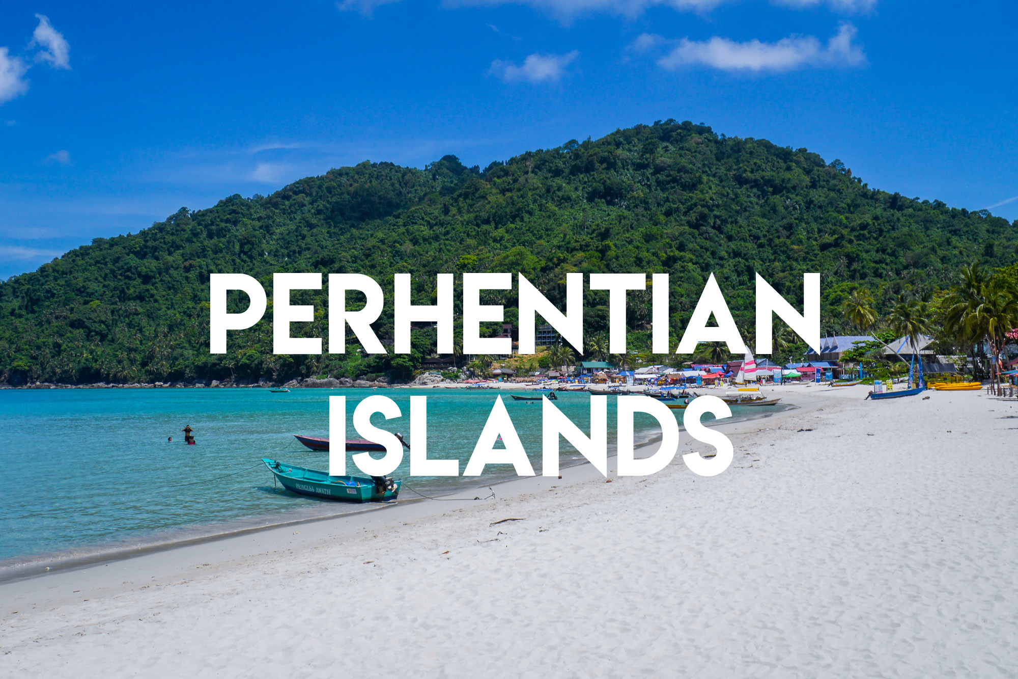 Perhentian Islands Tropical Paradise Found