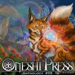 oneshi press anthology #09 justice comic book comicbook fox magic creature