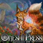 oneshi press anthology #09 justice comic book comicbook fox magic creature